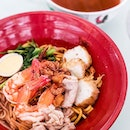 What makes a great bowl of prawn noodles?
