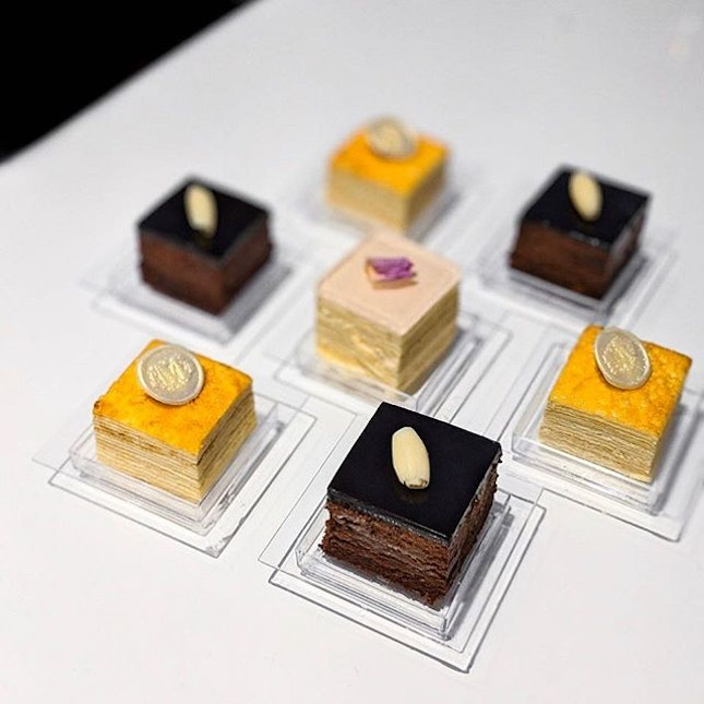 Known as the pioneer of the signature Mille Crepe cakes, Lady M recently refurbished its flagship Orchard Central outlet.