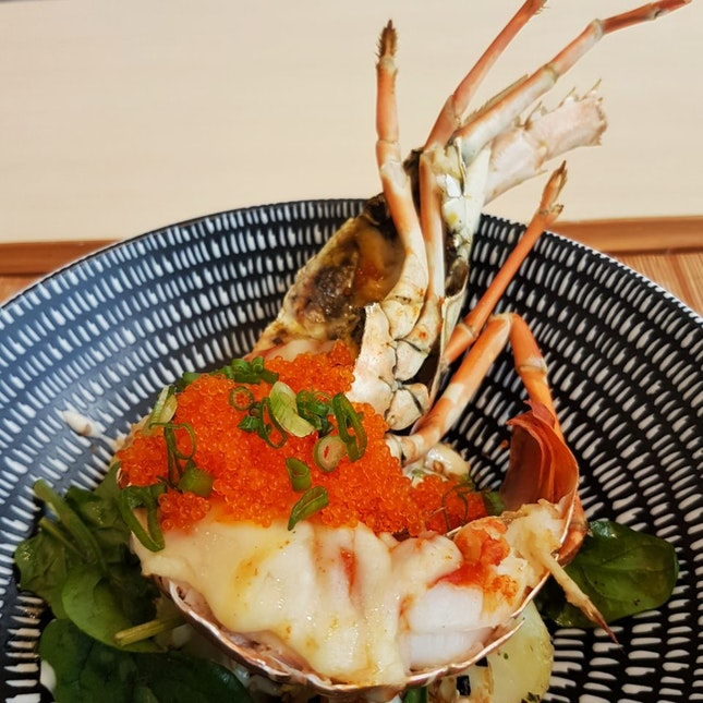 Lobster $18