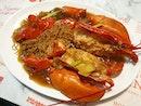 Lobster Noodle $58