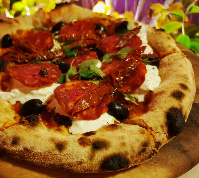 Chorizo Pizza $29