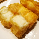 Fried Milk Custard $4.50