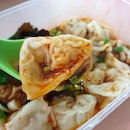 Red Oil Dumplings $5
