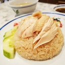 Chicken Rice $4.50