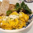 Truffle Scrambled Eggs $20