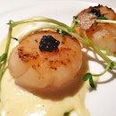 Scallops (Part Of $58 Restaurant Week Dinner)