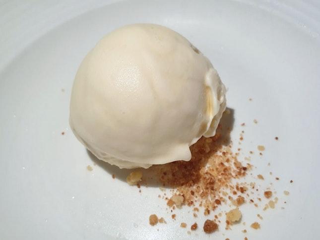 Truffle Ice Cream (Part Of $58 Restaurant Week Dinner)