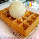 Waffles And Gelato