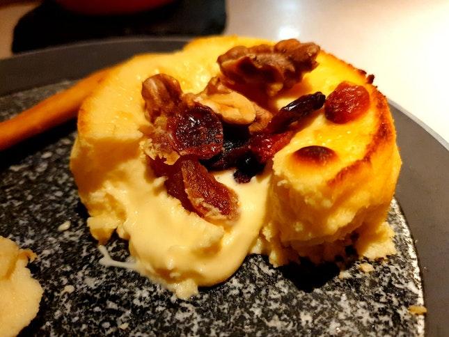 Molten Cheesecake $16