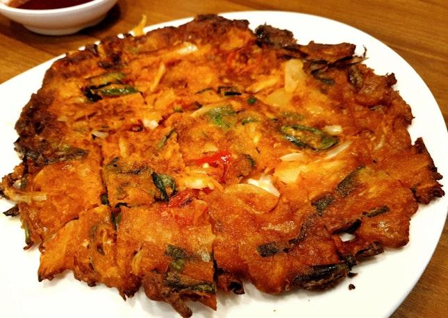 Kimchijeon $18