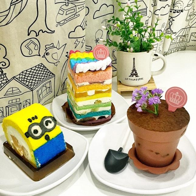 Super Cute Cakessss
