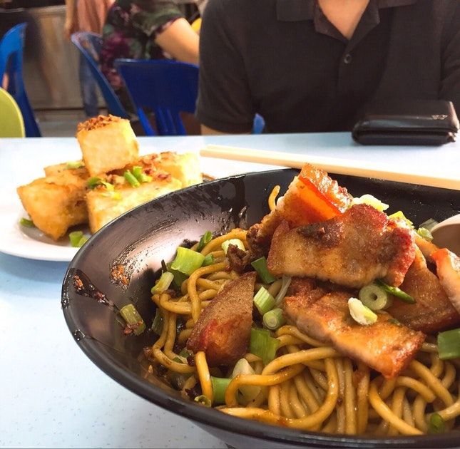 Truly the most worth-it $3.50 hawker meal