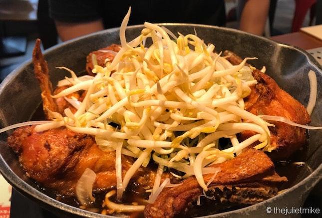 Jjimdak (Korean Chicken Stew)