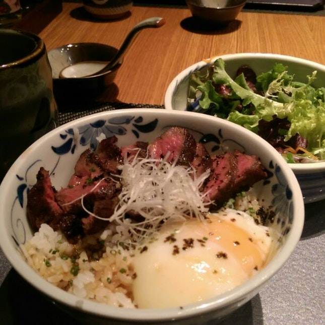 Back for the Fatcow donburi