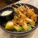 Fries Calamari