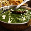 [JB] It was my first time trying palak paneer but I absolutely loved it.