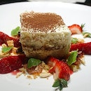 [KL] The mains at A'Roma Dinings were good but they also do killer desserts like this tiramisu.
