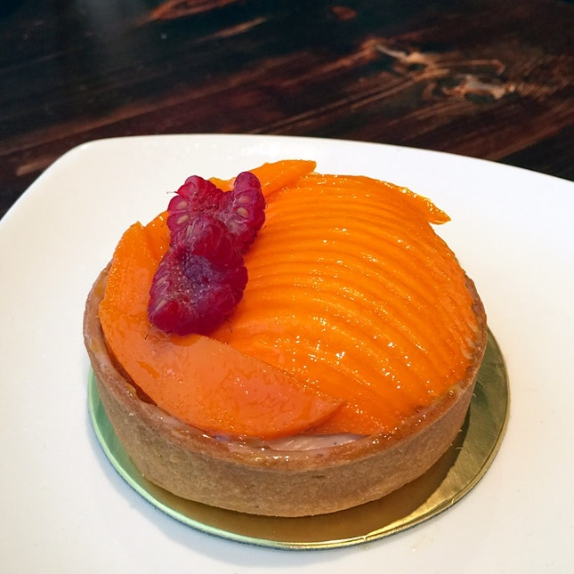 Alphonso Mango Tart