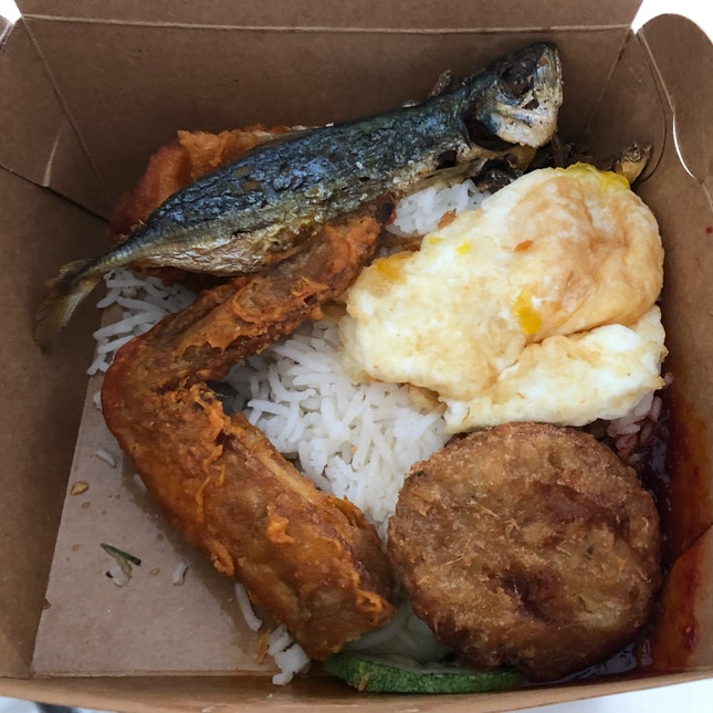 Nasi Royale Set - Simple Lunch Fare [$6.90]