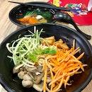 Healthy Mushroom Sauce Noodles [$7.50]