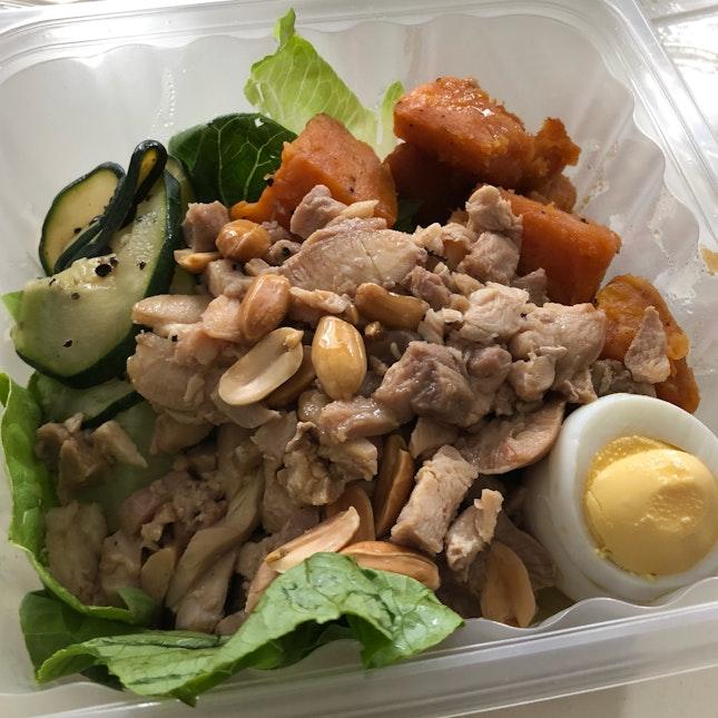 DIY Salad [$11.90]