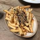 Truffle Fries With Furikake [$15.90]