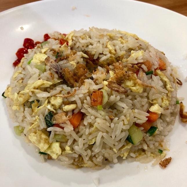 Egg Fried Rice [$4.50]