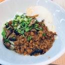 Dry Pan Mee [$5]