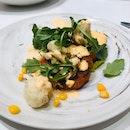 Grilled Sweet Potato Rosti [$16.90++]
