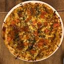 Sashimi Pizza [$29++]