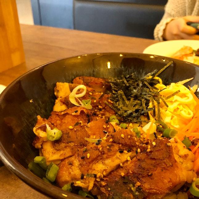 Chicken Bowl [$12.90+]