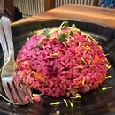 Dragonfruit Fried Rice [$10.80++]