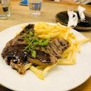 Steak & Frites [$28++]
