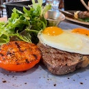 Steak & Eggs [$24++]