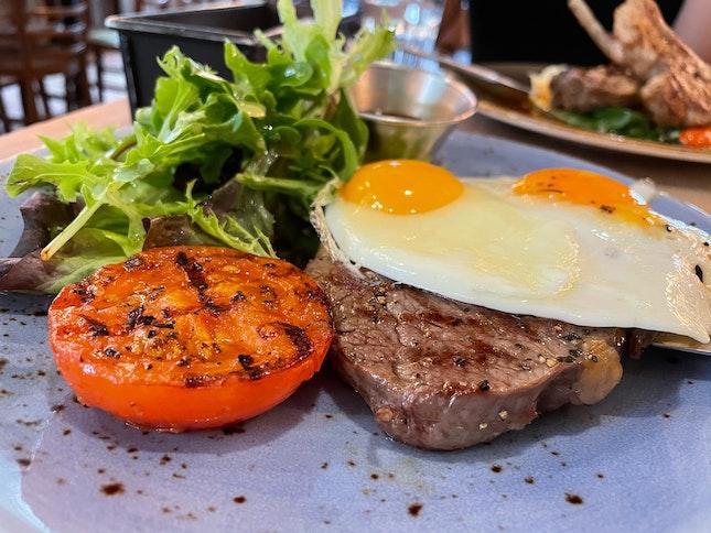 Steak & Eggs [$24++]