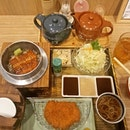Unagi Tonkatsu #kamado set #sgfood #sgeat #hungrygowhere #instag #instagfood #foodpic #burpple #whati8tdy #wheretoeatsg #cafesg