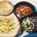 #sgfood #sgeat #hungrygowhere #instag #instagfood #foodpic #burpple #koreanfood #whati8tdy #wheretoeat #cafesg #grabfood #jinjjachicken