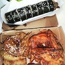 #jinjjachicken #bulgogibeef #koreanfood #sgfood #sgeat #hungrygowhere #instag #instagfood #foodpic #burpple #sgcafe #whati8tdy #grabfood #chickens