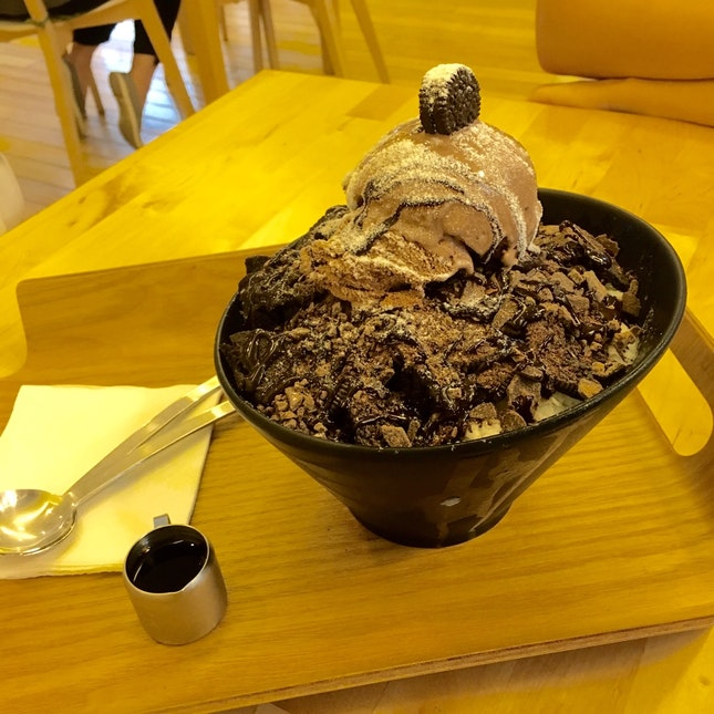 Dutch Bingsu
