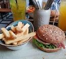 HANS IM GLÜCK German Burgergrill (Orchard)