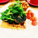 One Of The Best Waffle Cafe