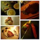 wonderful dinner n service