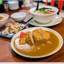 Pork Katsu Curry Rice ($7.50)