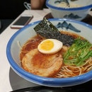 Food modernists may enjoy a fruity ramen, but the eclectic mix of the savoury, the sweet, and the zesty was unfortunately a bridge too far for us traditionalists.