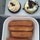 Churros And Cupcakes