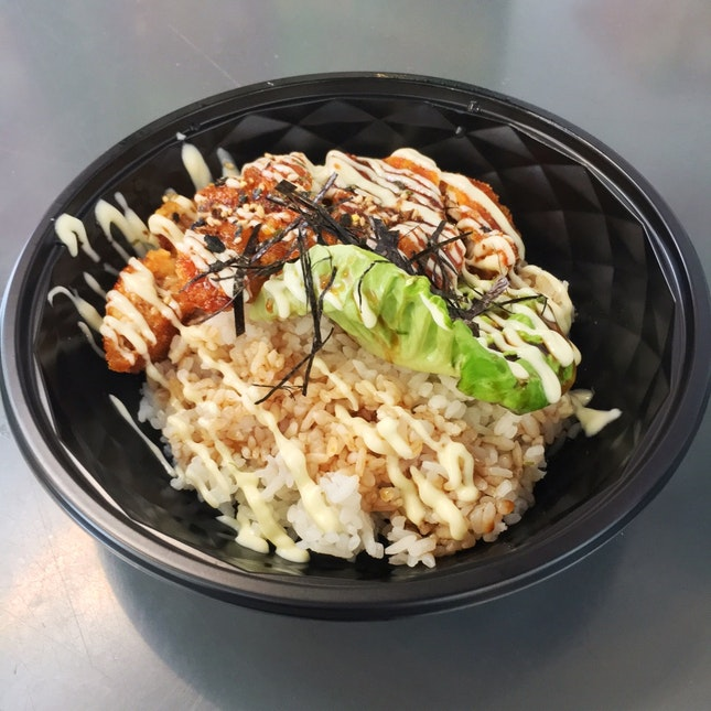 Katsu Chicken Don