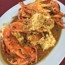 Sweet And Sour Chili Crab