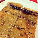 Red Bean Paste Pancake #burpple