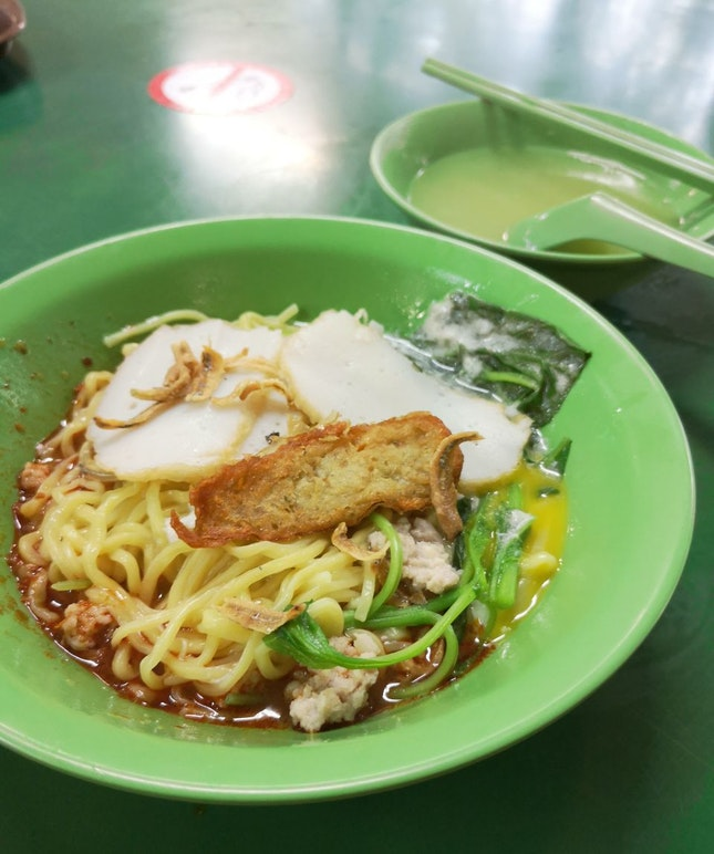 Old School Sheng Mian