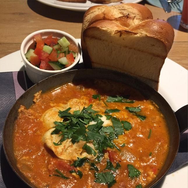 Tunisian Breakfast